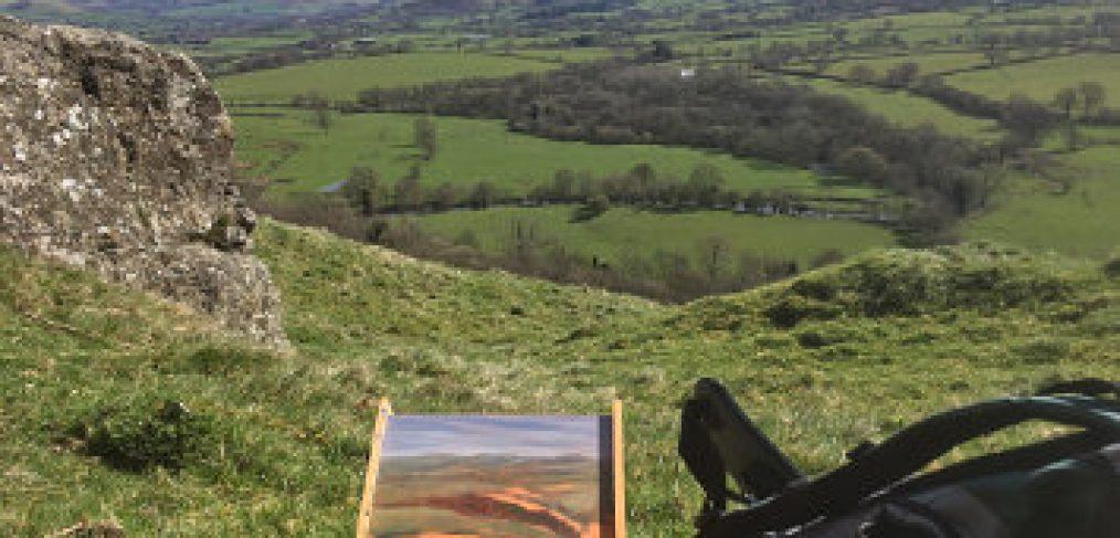 landscape artist wales