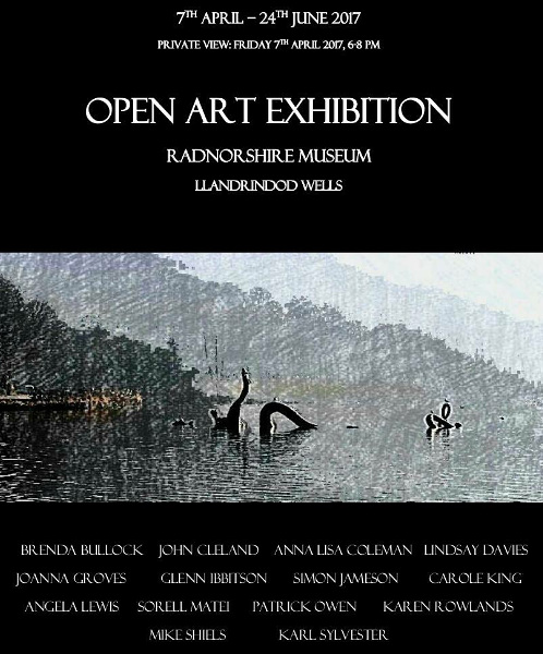 Radnorshire Museum Exhibition